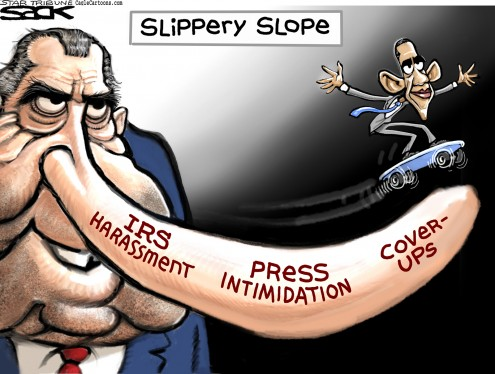 Obama-nixon-cartoon-sack-495x374