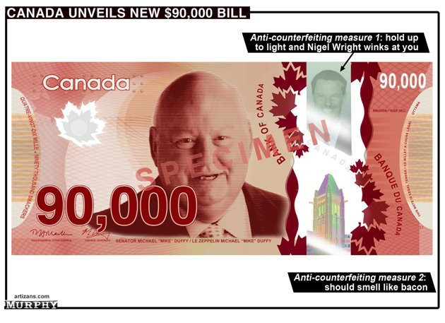 Canada-unveils-new-90000-bill-Artizans.com_