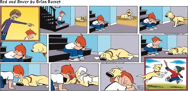 Old dogs, new discoveries, dirty oil filters - Comic Strip ...
