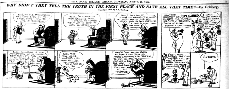 1914 Rube