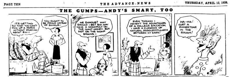 1939 Gumps