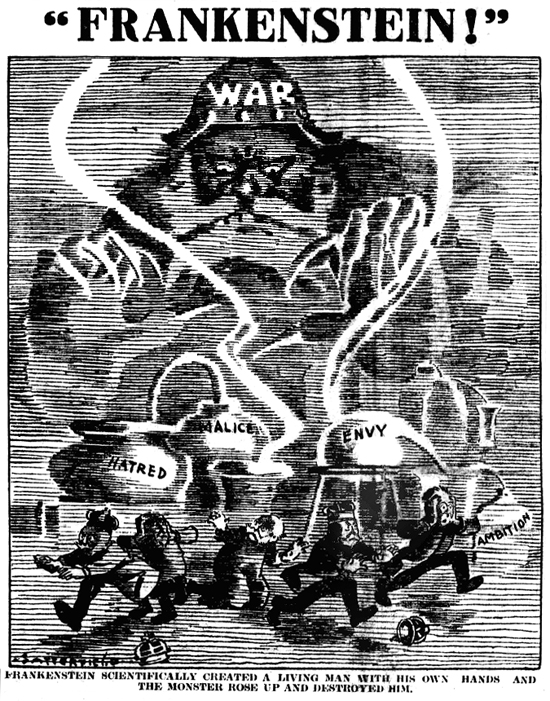 Frankenstein War