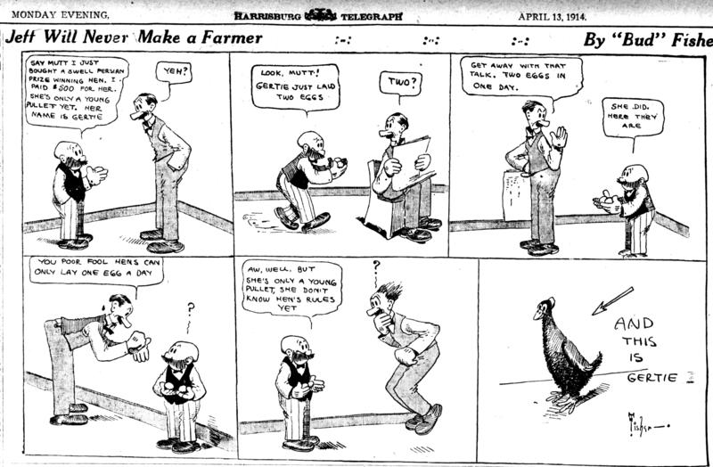 1914 MuttJeff