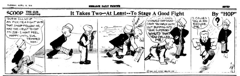 1914 Scoop