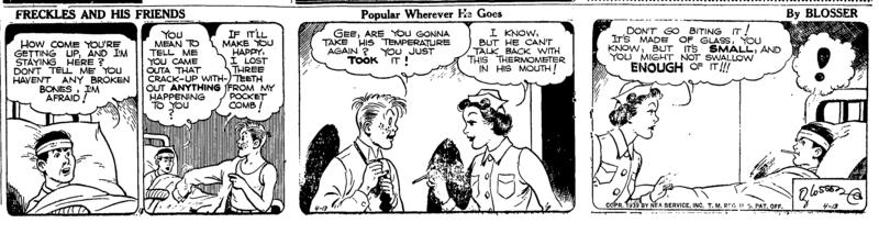 1939 Freckles