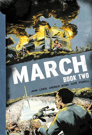 MarchBookTwocover