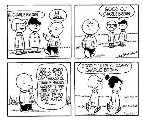 Charlie Brown Comics