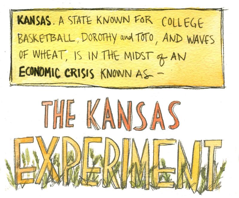 Kansas-experiment
