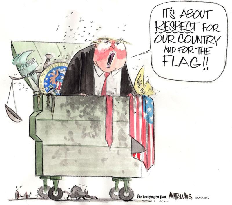 Telnaes Trump