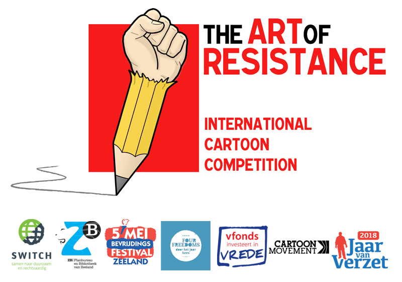 The_art_of_resistance_international_cartoon_competititon__johnhilliard