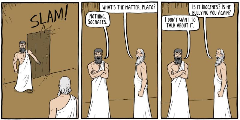 DiogenesAndPlato1