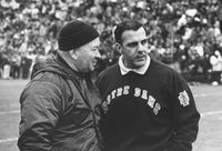 Before-the-kick-off-Michigan-State-coach-Duffy-Daugherty-and-Notre-Dames-Ara-Parseghian-meet-at-midfield