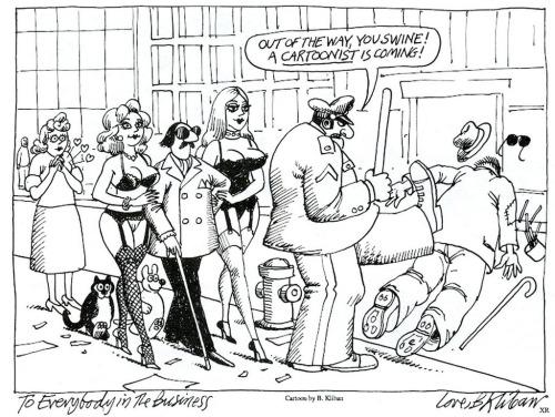 Kliban cartoonist