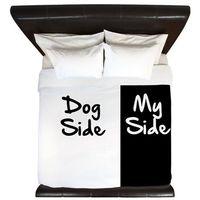 Dog_side_my_side_king_duvet
