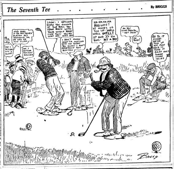 Golf briggs