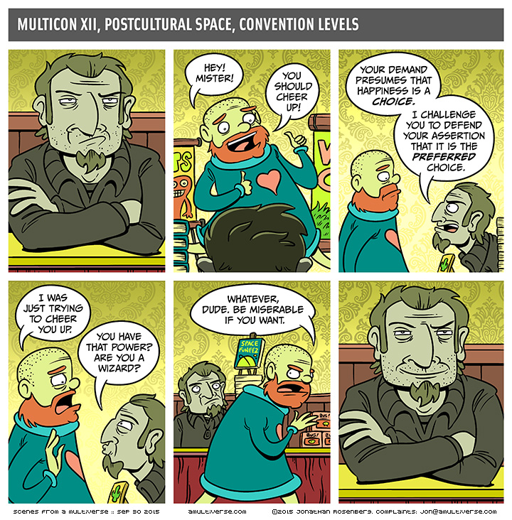Free Comic Book Day Etiquette: Comic Strip Of The Day.com: September 2015