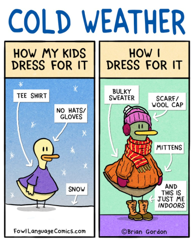 Dressing-for-cold-weather