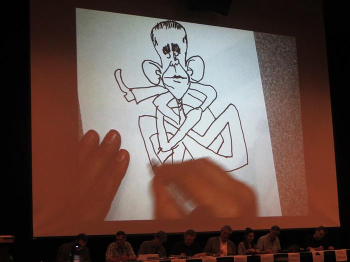 Scott draw