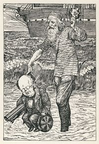 640px-Lewis_Carroll_-_Henry_Holiday_-_Hunting_of_the_Snark_-_Plate_1