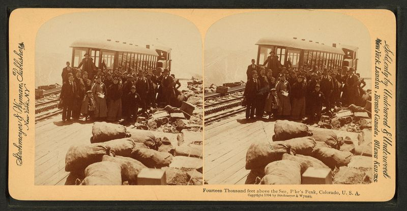 Fourteen_thousand_feet_above_the_sea,_Pike's_Peak,_Colorado,_U.S.A,_from_Robert_N._Dennis_collection_of_stereoscopic_views
