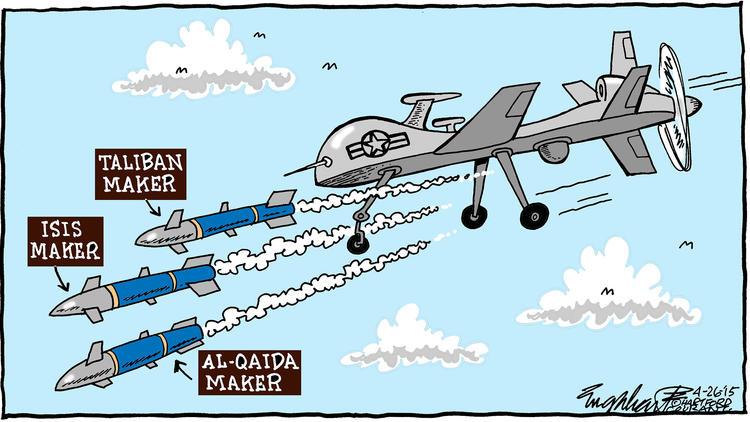drone warfare rethinking morals essay