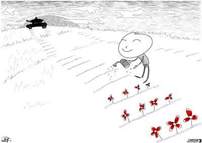 After_the_war__rafat_alkhateeb