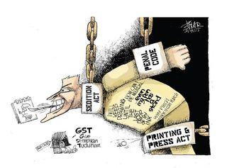 Zunar cartoon