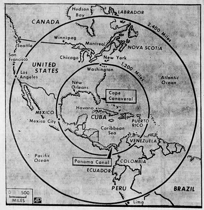 AP Map